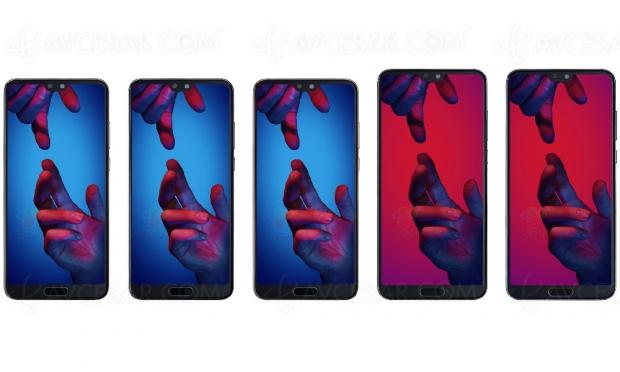Huawei P20 : prix et mode Slow Motion