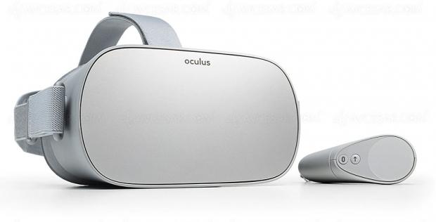 Casque RV autonome Oculus Go, sortie le 1er mai ?