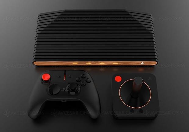 La console AtariBox devient… Atari VCS