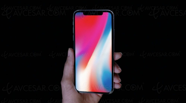 270 millions d'écrans iPhone commandés par Apple en 2018…