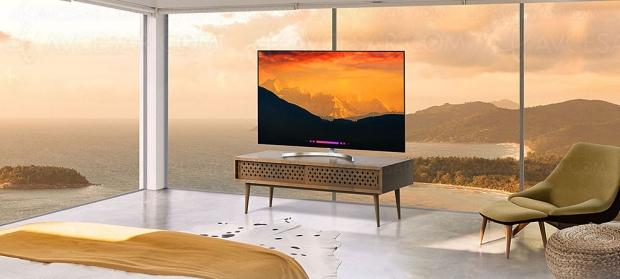 TV LED Nano Cell Ultra HD LG SK8500 Full LED, 49'', 55