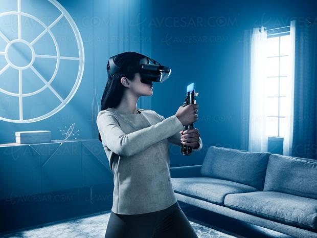 Star Wars : Jedi Challenges se démarque sur le marché de la réalité augmentée