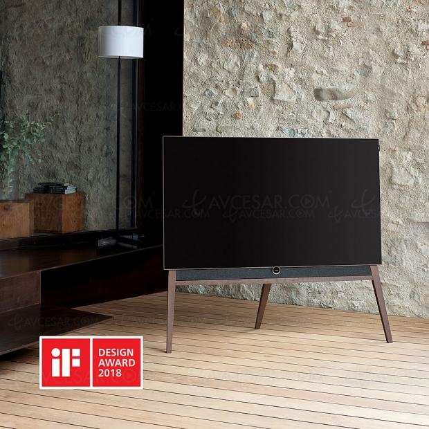 Trois récompenses iF Design Awards pour Loewe
