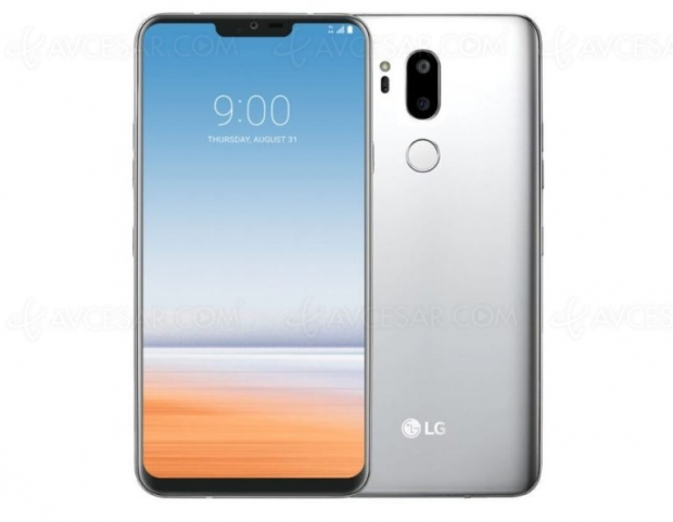 Caractéristiques supposées du prochain smartphone LG G7