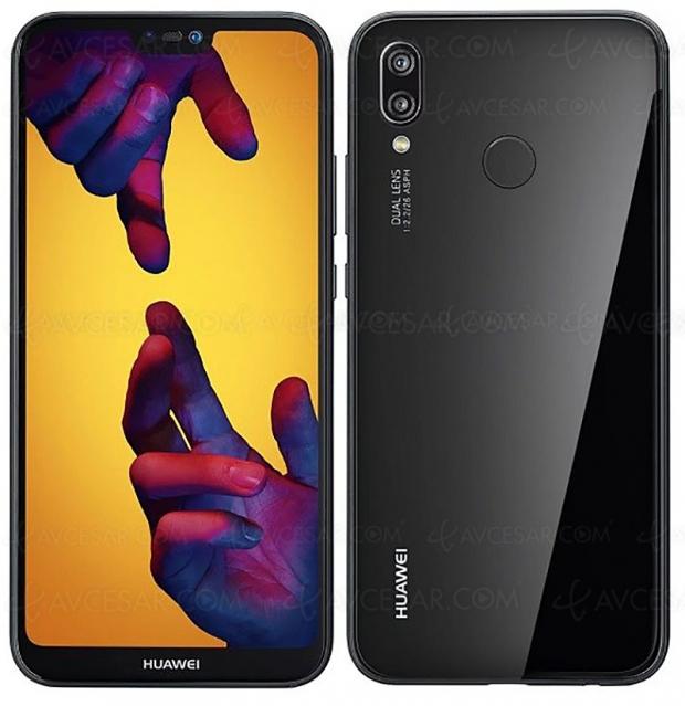Smartphone Huawei P20 Lite officialisé