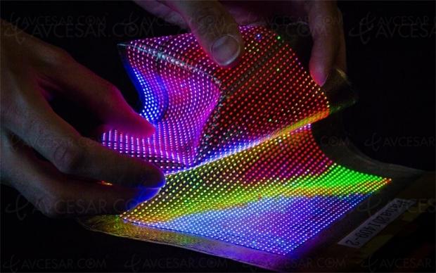 Smartphones à écran micro‑LED : LG aussi