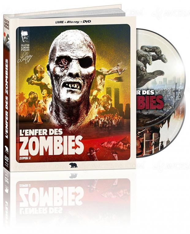 L'enfer des zombies Collector : le chef-d'œuvre crépusculaire de Lucio Fulci chez Artus Films