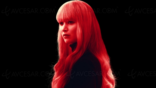 Red Sparrow 4K Ultra HD Blu‑Ray : opération séduction pour Jennifer Lawrence