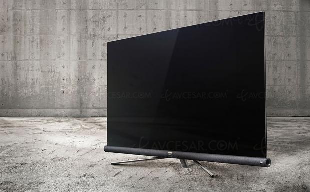 TV LED TCL C76, deux modèles HDR Pro et Android 7.0 annoncés