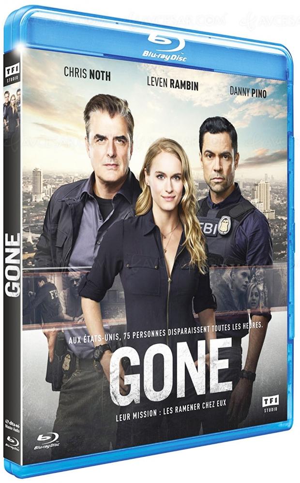 Gone saison 1, Leven Rambin passe de victime à enquêtrice du FBI