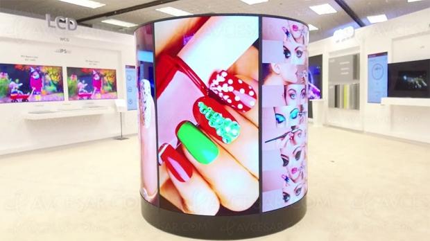 LG Display annonce un objectif de 10 millions TV Oled en 2021