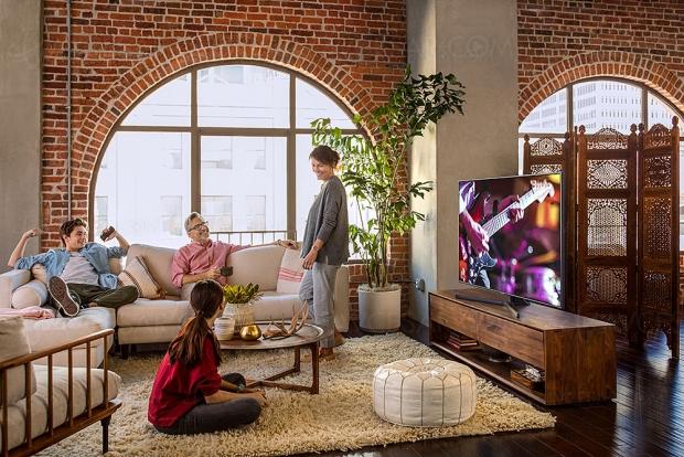 TV LED Ultra HD Samsung NU7405 43