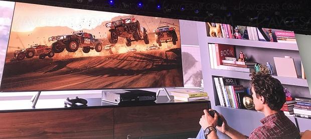 TV Samsung QLED 2018/NU8005 compatibles VRR/FreeSync 120 Hz et Input Lag 7 ms pour un meilleur rendu des jeux vidéo