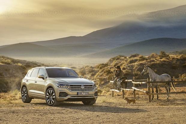Système Dynaudio Confidence pour SUV Touareg de Volkswagen
