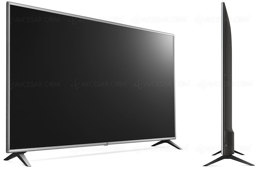 TV LED Ultra HD LG UK6500 : diagonales 43