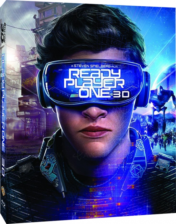 Ready Player One, taillé pour la 4K Ultra HD Blu‑Ray