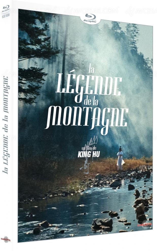 La légende de la montagne : une perle rare du cinéma chinois restaurée en 4K