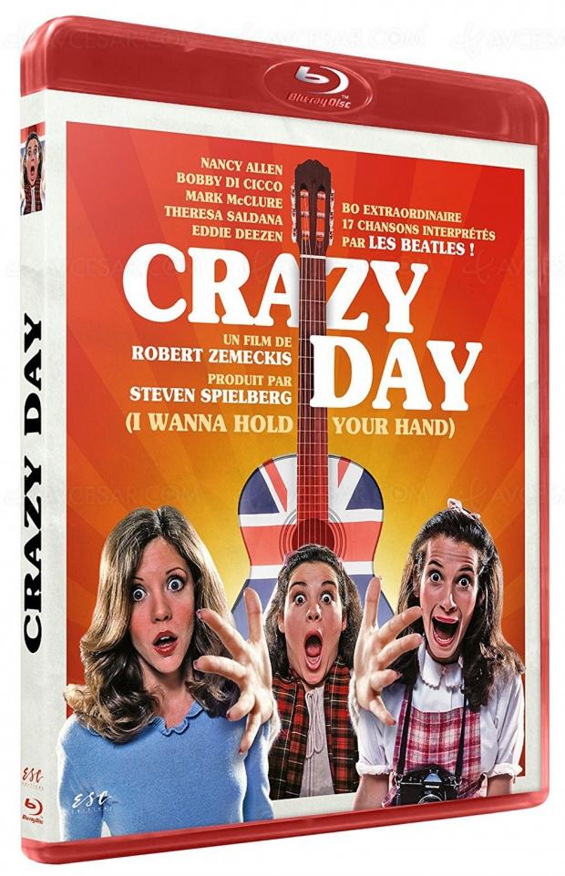 Au cœur de la Beatlemania avec Crazy Day, le premier film de Robert Zemeckis