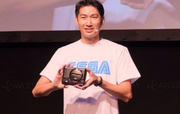 Console de jeu MegaDrive Mini, Sega dans les pas de Nintendo