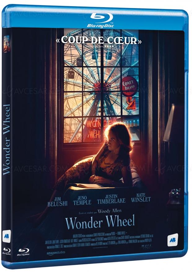 Woody Allen fait revivre les Fifties dans Wonder Wheel