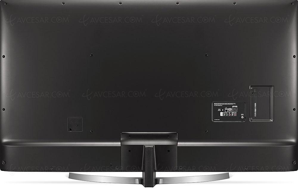 TV LED Ultra HD LG UK6950 : diagonales 43