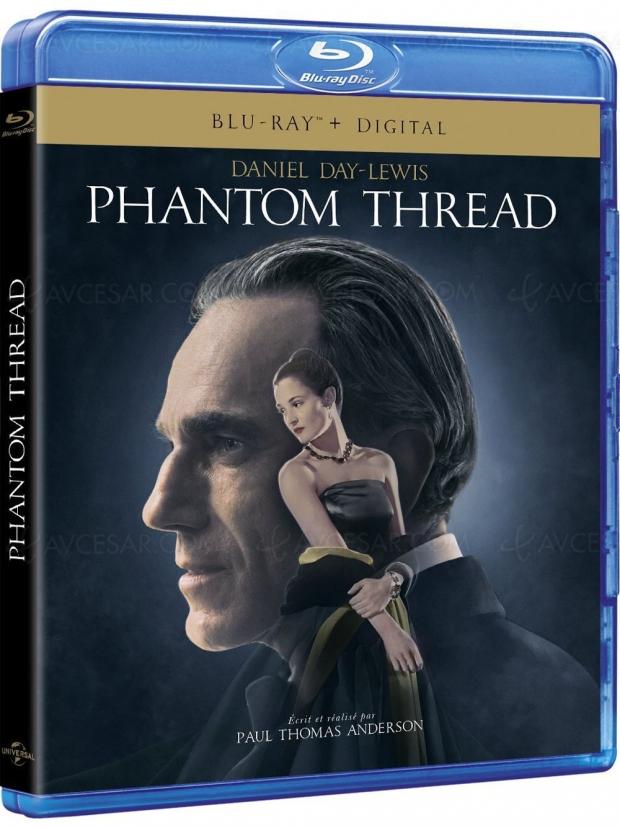 Phantom Thread, Daniel Day‑Lewis et Paul Thomas Anderson une dernière fois réunis