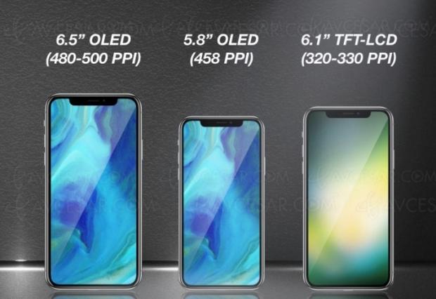 Un prochain iPhone LCD à moins de 450 €, prix de lancement ?