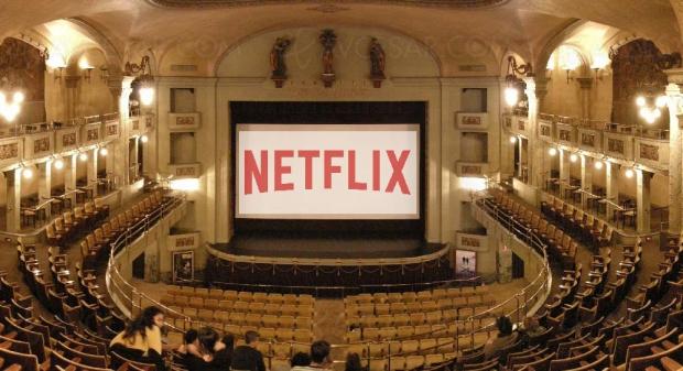 Pour passer au cinéma, Netflix pourrait acheter ses propres salles