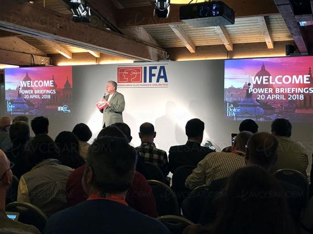 TV Oled Hisense, 55'' et 65'' présentés à l'IFA de Berlin 2018 et commercialisation dans la foulée