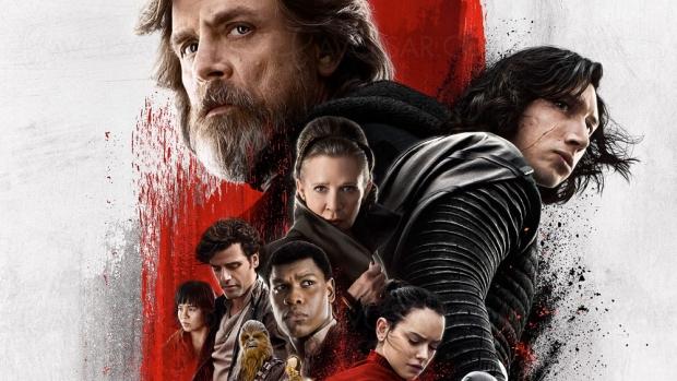 Star Wars : les derniers Jedi 4K Ultra HD Blu‑Ray, test en ligne