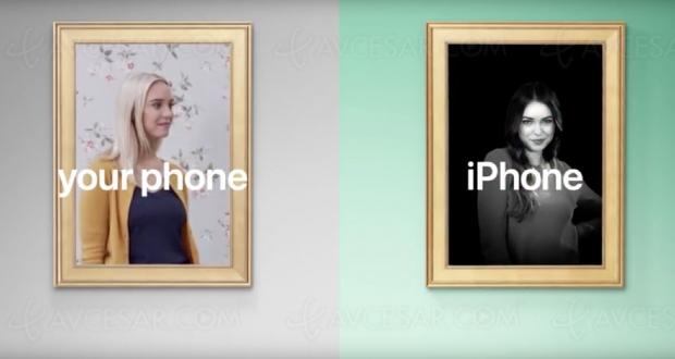 Apple fait de la retape aux utilisateurs Android