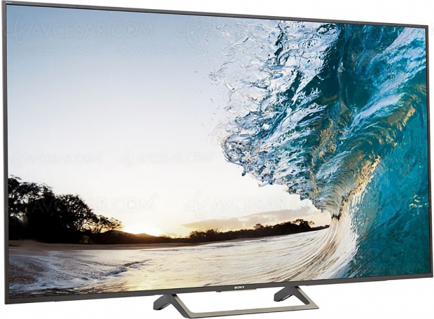French Days, TV LED Ultra HD Sony KD‑75XE8596 à 1 990 €, soit 28% d'économie