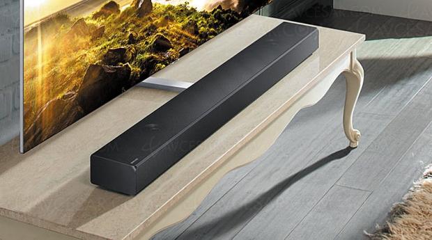 French Days, barre sonore Samsung HW‑MS750 à 599 €, soit 25% d'économie