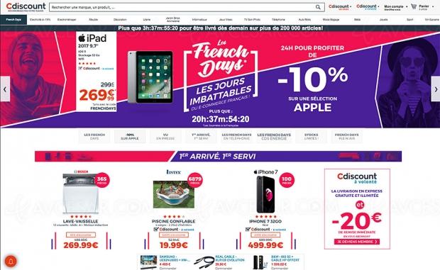 French Days, Samsung Galaxy S8+ à 569 €, soit environ 25% de remise