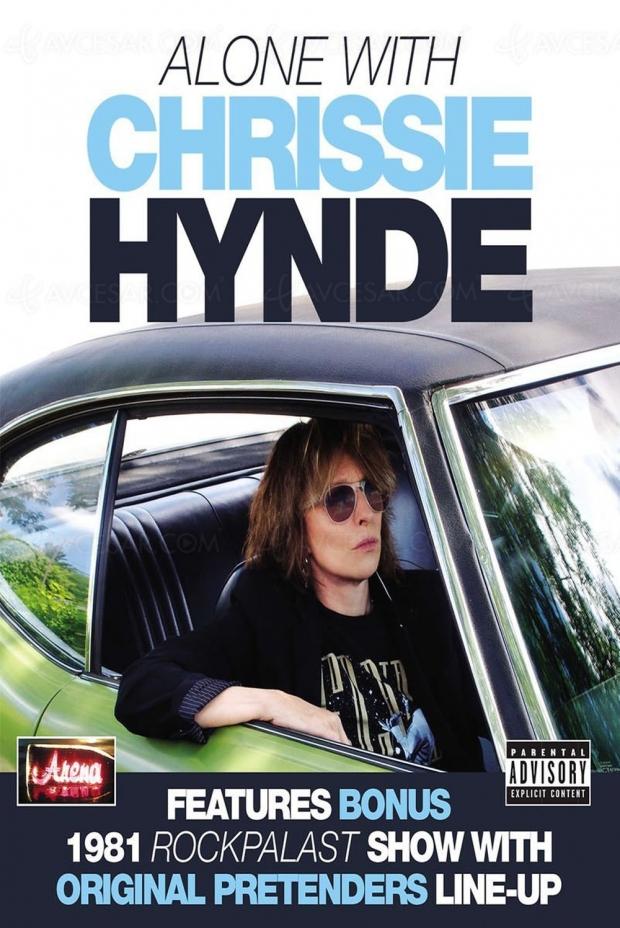 En tête-à-tête avec Chrissie Hynde, la chanteuse des Pretenders