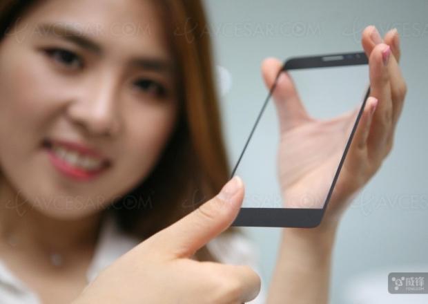 Nouvelle technologie mystère pour l'écran du prochain iPhone 6,1