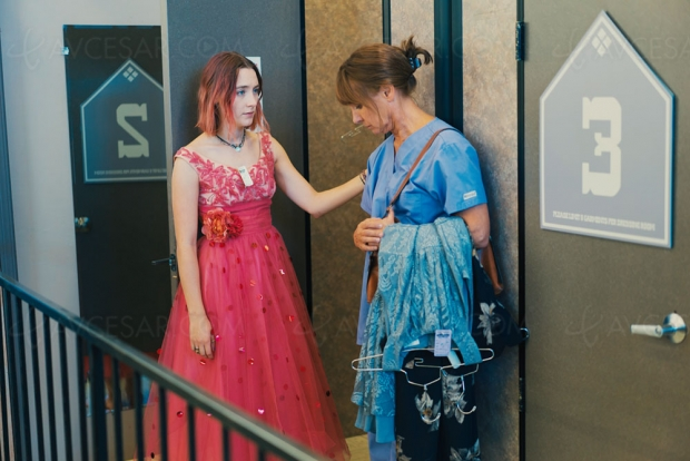 Lady Bird avec Saoirse Ronan, une ado qui se cherche des ailes