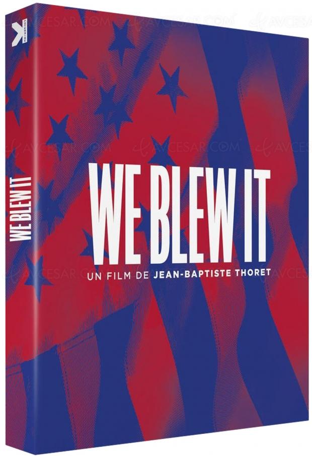 We Blew it : le road‑movie mélancolique de Jean‑Baptiste Thoret chez Potemkine