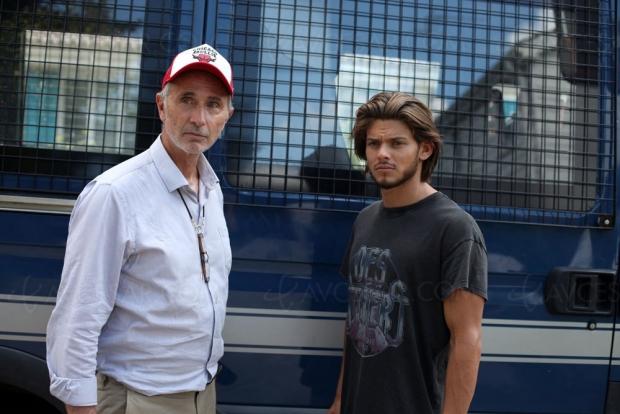 La finale avec Thierry Lhermitte et Rayane Bensetti, le match de leur vie