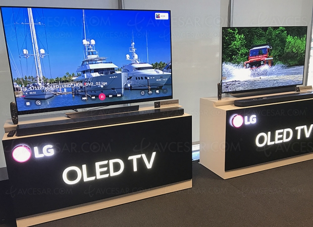 Premier trimestre record pour LG malgré des pertes côté smartphones : merci les TV Oled