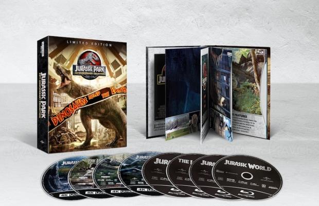 Planning 4K Ultra HD Blu‑Ray : nombreuses mises à jour et premiers titres 2019