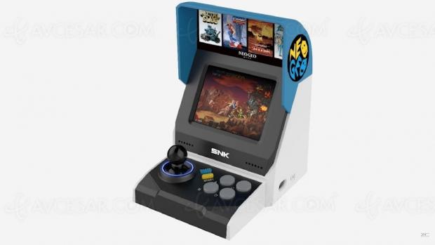 Neo Geo Mini, encore une nouvelle console de jeu rétro ?