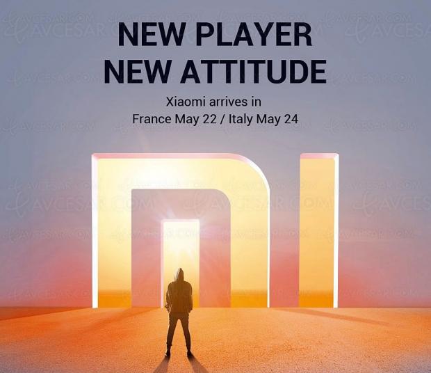 Les smartphones Xiaomi arrivent officiellement en France