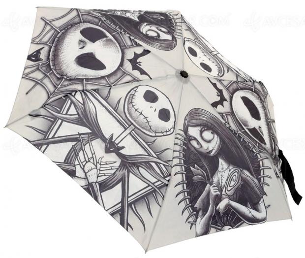 Joli parapluie L'étrange Noël de Monsieur Jack
