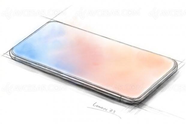 Lenovo Z5, premier smartphone à écrantotal?