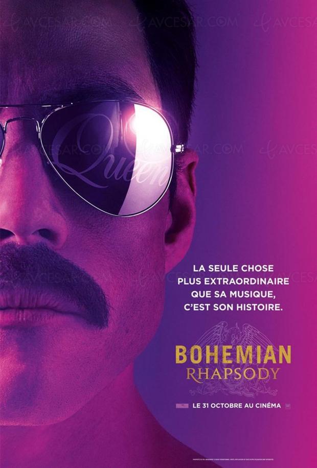 Bohemian Rhapsody, la bande-annonce du biopic de Freddie Mercury dévoilée