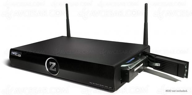 Zappiti HD Player, lecteur multimédia 1 080p à prix très accessible