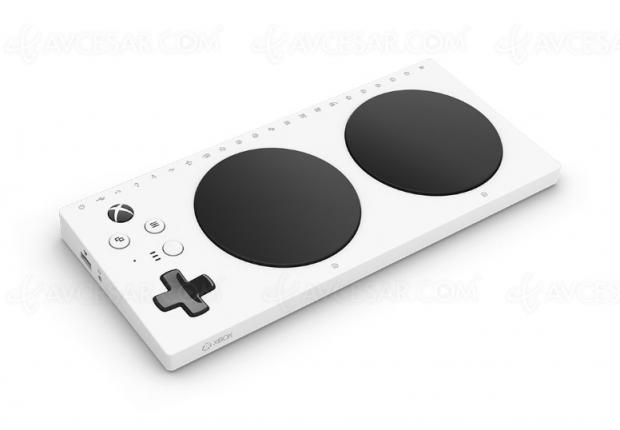 Manette Adaptative Xbox, le jeu vidéo plus accessible pour les joueurs en situation de handicap