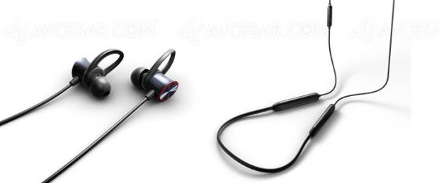 Écouteurs sans‑fil OnePlus Bullets WirelessBluetooth