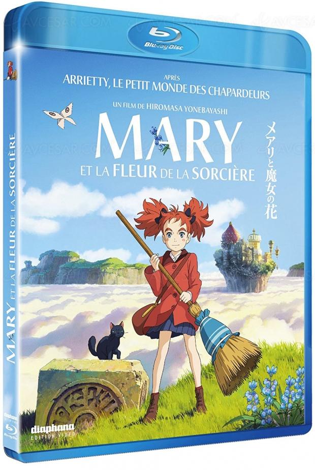Mary et la fleur de la sorcière, nouvelle perle de l'animation japonaise
